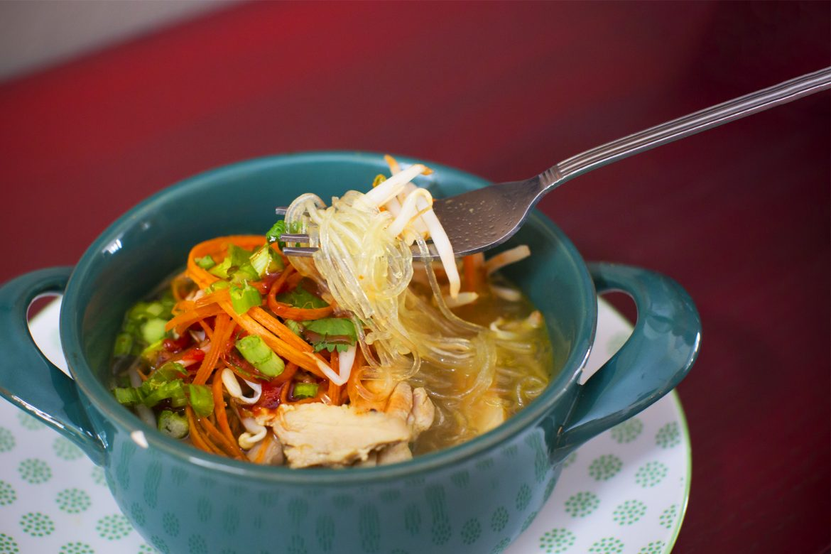 how to make easy pho